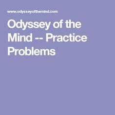 Odyssey of the Mind at BHES - Bradley Hills ES PTA
