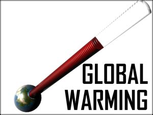 GLOBAL WARMING: IS IT REAL? HONORS THESIS Presented to the